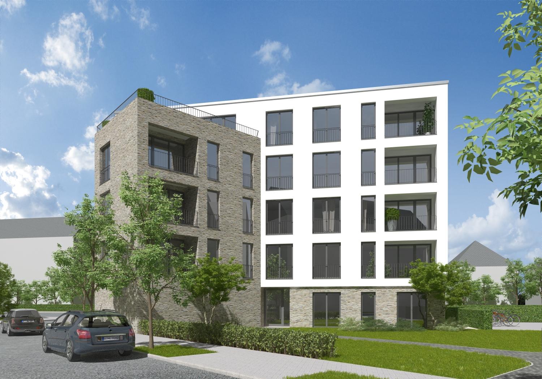 Wellnitz architekten neubau mehrfamilienhaus for Mehrfamilienhaus neubau